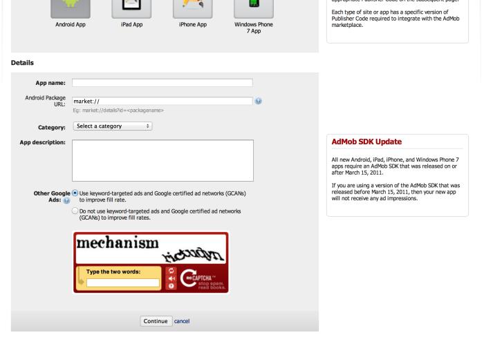 Platform detay sayfası