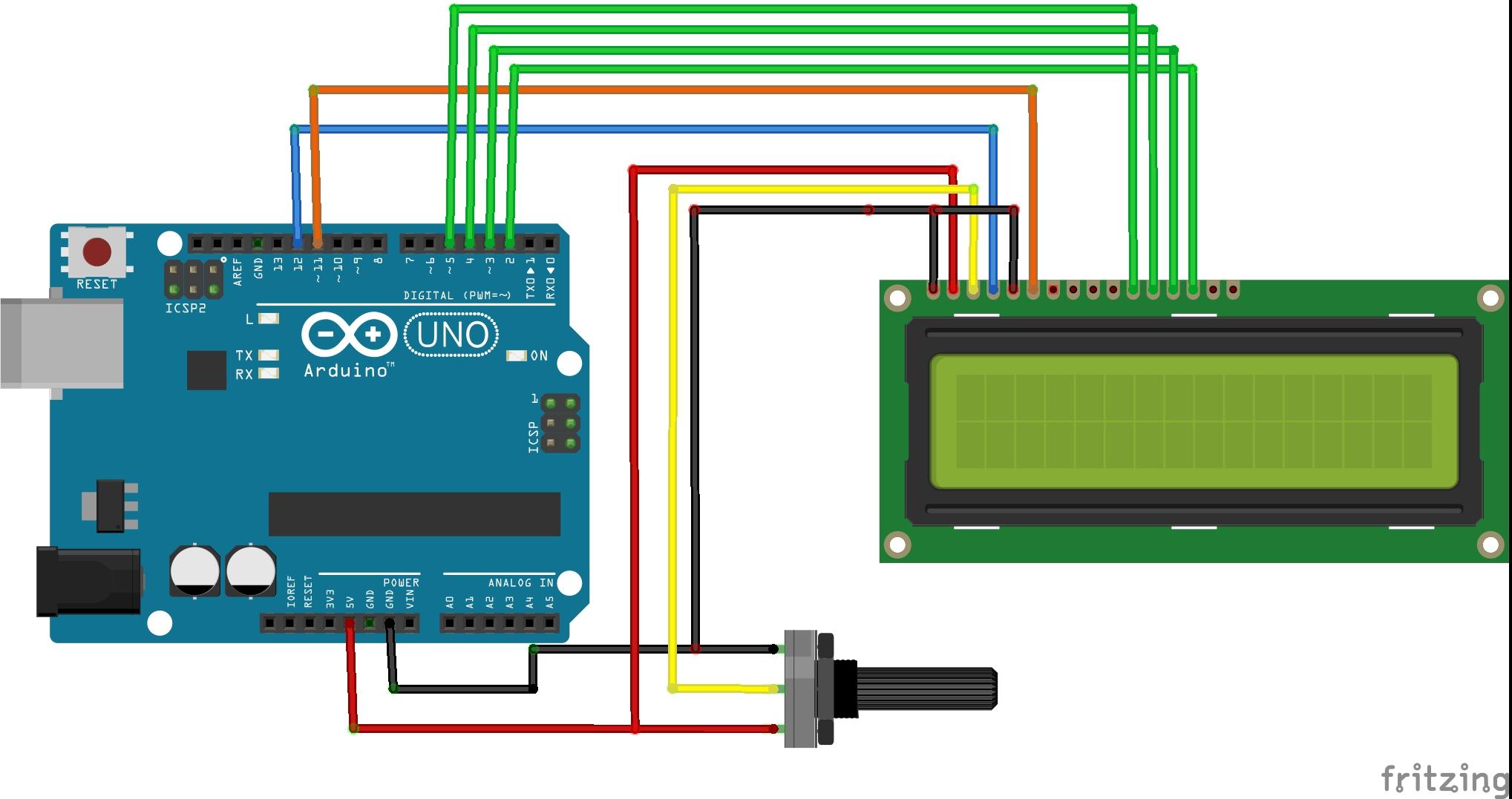 Arduino Ile Lcd Ekran Kullanımı Geleceği Yazanlar