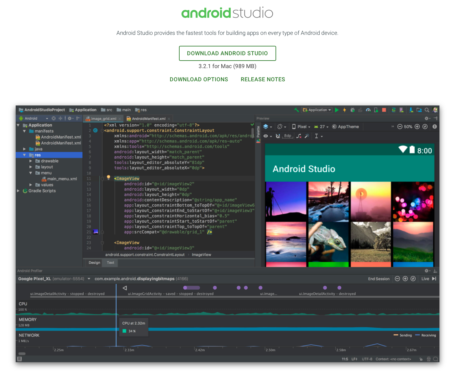 Android Studio'nun Windows Üzerinde Kurulumu